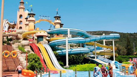Aqua Fantasy Aquapark Hotel and Spa, Turkey water park