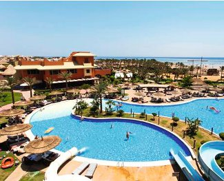 First Choice holiday village at Sharm el Sheikh