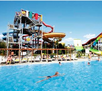 First Choice Splash Resort at Aqua Nevis Clubhotel, Bulgaria