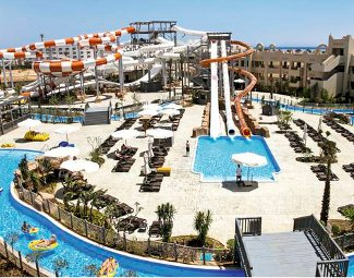 All Inclusive First Choice Splash Resort At Parque