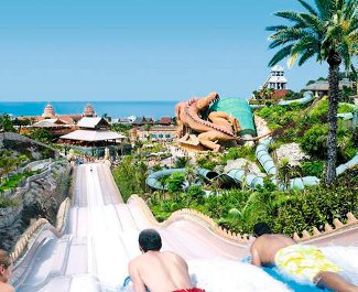 First Choice Splash Resort Parque Cristobal & Siam Park, Tenerife