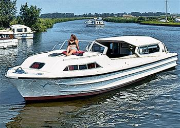 Boating holidays on Amethyst Emblem (BH2038) from Ferry Marina, Norwich
