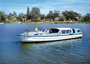 Boating holidays on Bright Emblem  (BH2150) from Ferry Marina, Norwich