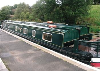 Boating holidays on Caversham (BH2363) from Trevor, Llangollen