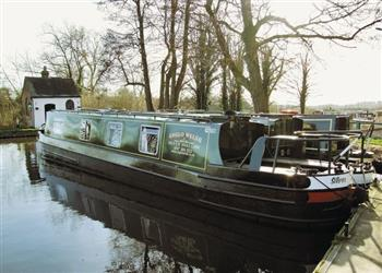 Boating holidays on Countess (BH2347) from Trevor, Llangollen