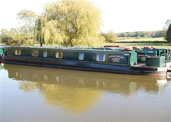 Boating holidays on Henley (BH2351) from Trevor, Llangollen