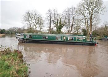 Boating holidays on Hurley (BH2348) from Trevor, Llangollen