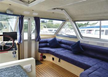 Boating holidays on Jade Emblem (BH2037) from Ferry Marina, Norwich