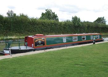 Boating holidays on Reedley Duck (BH2382) from Reedley, Burnley