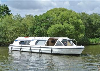 Boating holidays on Rose Emblem (BH2103) from Ferry Marina, Norwich