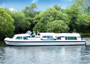 Boating holidays on Royale Emblem (BH1735) from Ferry Marina, Norwich