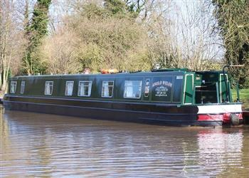 Boating holidays on Tanglewood (BH2365) from Trevor, Llangollen