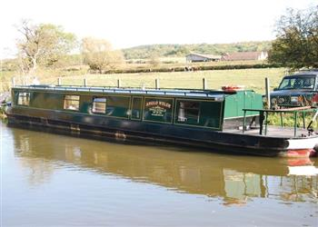 Boating holidays on Wensleydale (BH2353) from Trevor, Llangollen