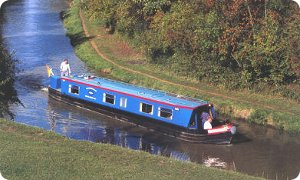 Boat hire on the canals - Kennet & Avon