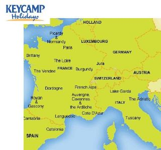 Keycamp | Key Camp family self catering holidays in Europe