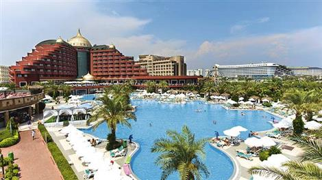 Delphin Palace Hotel Lara Beach Antalya Area Turkey 5 Star