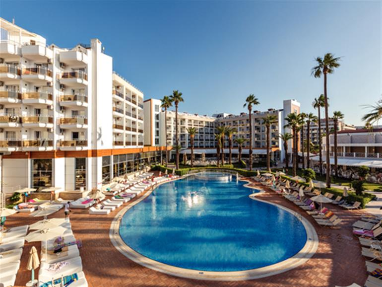 Star Hotels In Turkey Thomas Cook