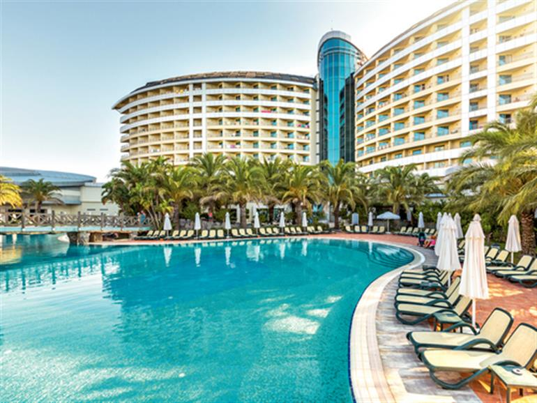 Royal Wings Hotel Lara Beach Antalya Turkey 5 Star Resort In