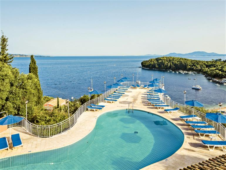 Thomson adults only corfu