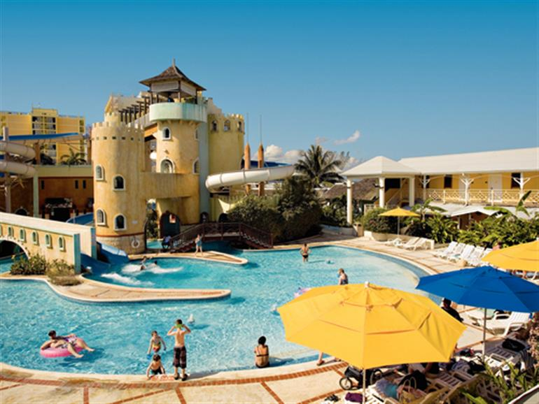 Sunset Beach Resort Waterpark Montego Bay Jamaica 4