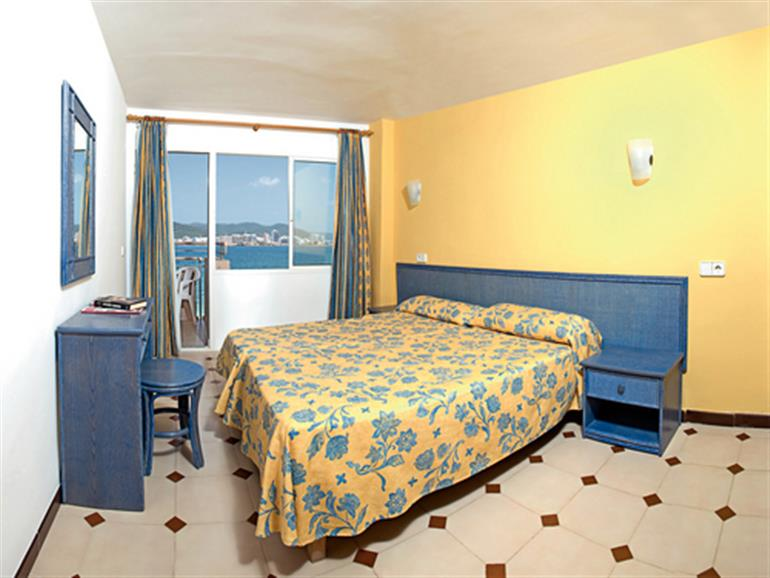Playa Bella Apartments San Antonio Bay Ibiza Balearic