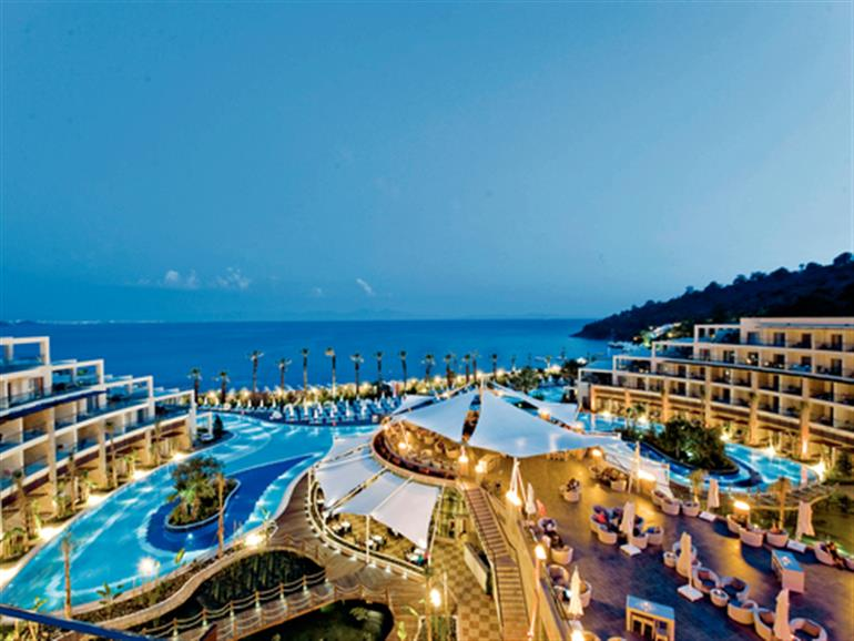 Hotel Paloma Pasha Resort Ozdere Turkey