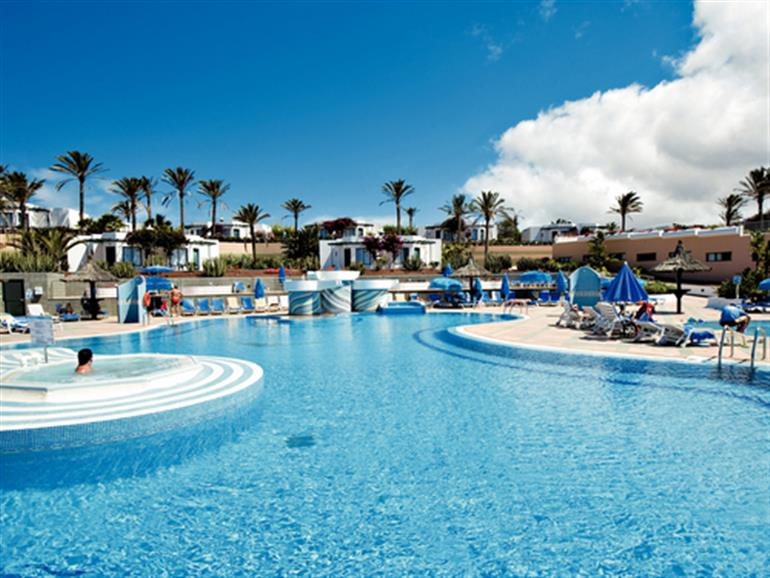 Swimming pool at Club Playa Blanca, Playa Blanca - Lanzarote