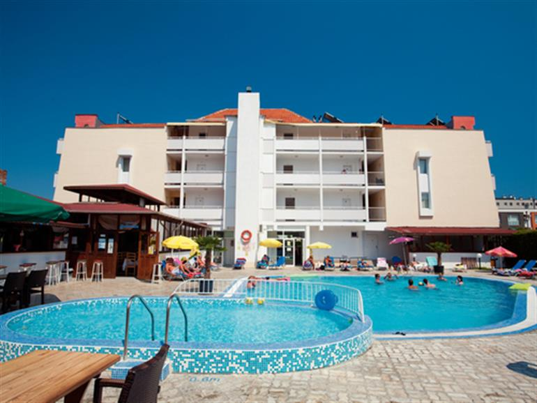 Hotel belleville sunny beach bulgaria 3 star resort in - Sunny beach pools ...