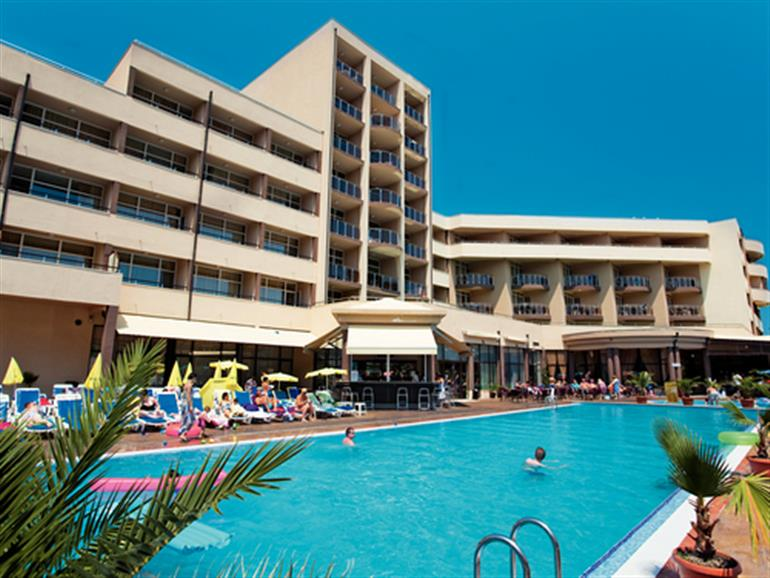 Laguna park hotel sunny beach bulgaria 3 star resort - Sunny beach pools ...