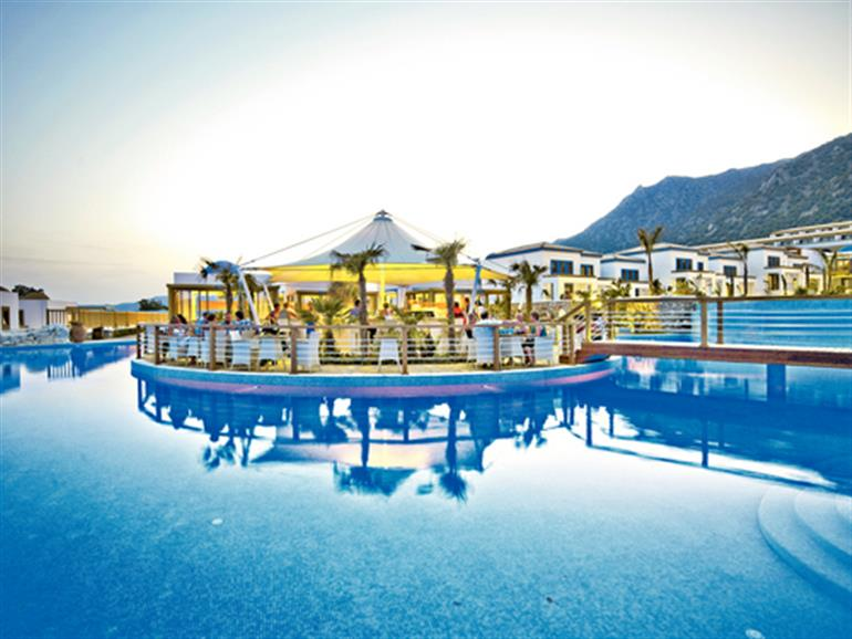 Mitsis Blue Domes   Kardamena  Kos   Greece  A 5 star resort from