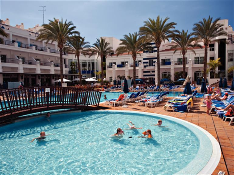 Swimming pool at Sunwing Resort Fanabe, Costa Adeje - Tenerife