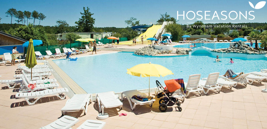 Hoseasons holiday parks in Europe