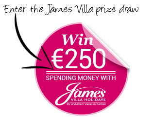 James Villas competition