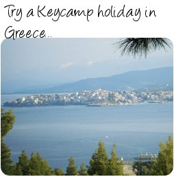 Keycamps in Greece