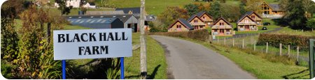 Black Hall Lodges - Shropshire