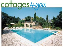 Cottages4You - villas France, Spain, Italy and Portugal