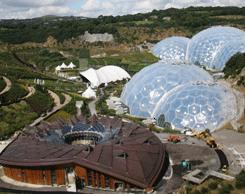 Eden Project Family Holiday Self Catering Holidays