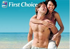 Good deals on adult holidays from First Choice