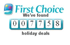 Late deals and bargain holidays from First Choice Holidays
