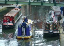 Canal boat hire - short break, weekends and holidays