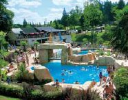 Camping holidays in France with a water park, with Key Camp