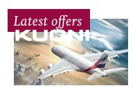 Special holidays from Kuoni holidays