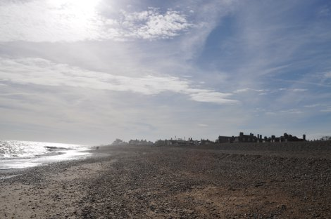 Aldeburgh in Suffolk