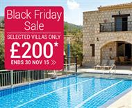 Black Friday Holiday Deals and Cyber Monday Holiday Deals with James Villas