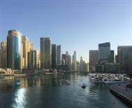 Family holiday apartment in Dubai Marina