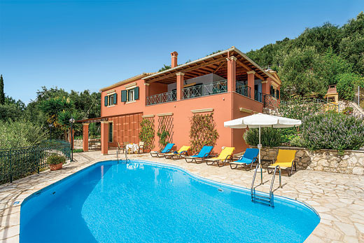 James Villas sale - holidays to Greece, Cyprus or Turkey