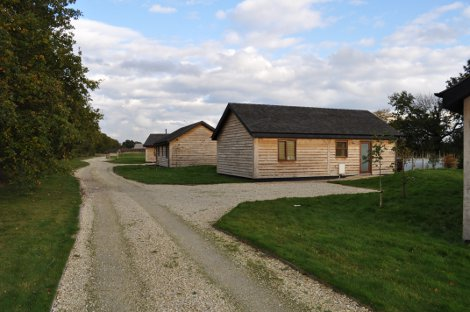 Oakwood Lodges in North Duffield