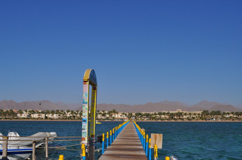 Sharm el Sheikh - sun, sea and snorkelling