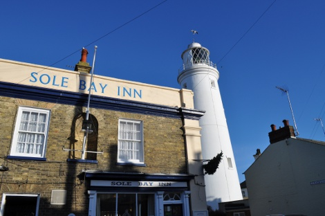 Sole Bay Inn, Southwold