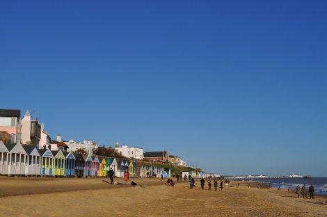 Southwold, Suffolk - seafront